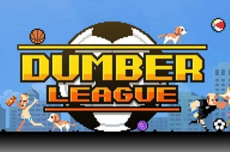 Jeu Football Dumber League iPhone iPad