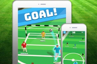 Football Hero iPhone iPad