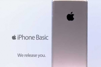 iphone basic concept conan obrian parodie