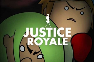 Jeu Justice Royale iPhone iPad