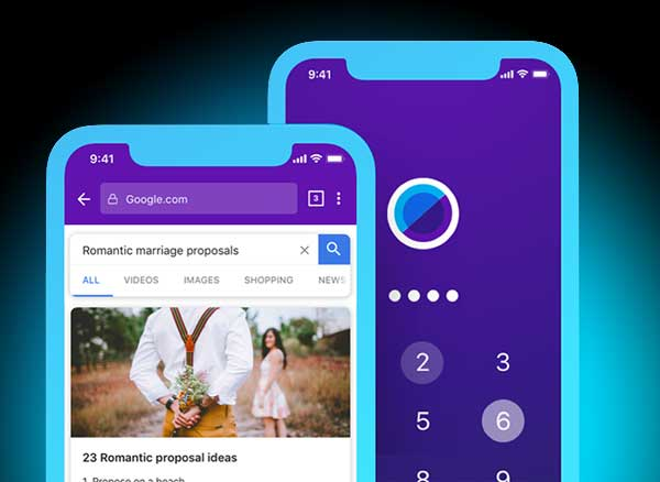 keepsafe browser private web iphone ipad