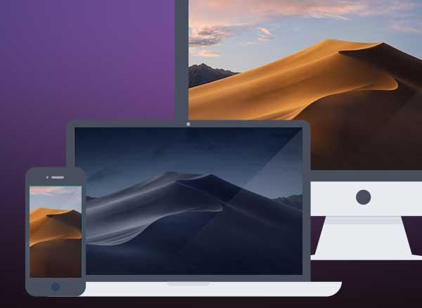 Fonds D Ecran Hd Macos Mojave Pour Mac Et Iphone Gratuit