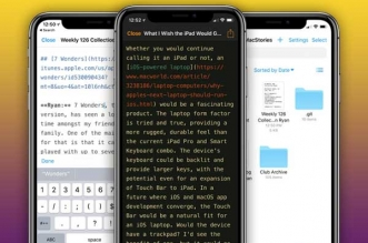 Pretext iPhone iPad