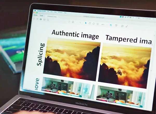retouche photo detection outil adobe demonstration