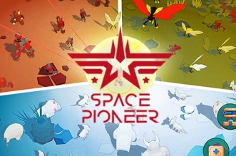 Jeu Space Pioneer iPhone iPad