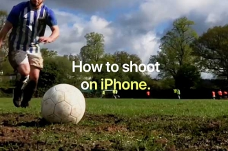 tutoriel photo iphone x coupe monde football pub