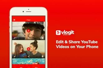 wondershare vlogit video editor iphone ipad