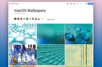fonds ecran wallpapers ios mac os anciens nouveaux