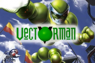 sega vectorman classic jeu iphone ipad