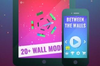Jeu Between The Walls iPhone iPad
