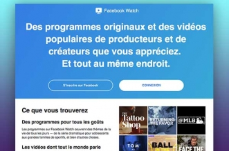 facebook video watch alternative youtube france iphone ipad