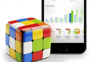 gocube rubiks cube connecte ios android 2 331x219 - GoCube, le Rubik's Cube Connecté à 600 000 Dollars (video)