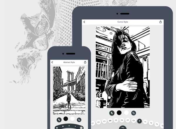Inkwork iPhone iPad