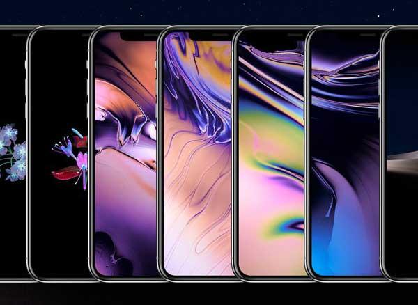 Nouvel 17 Fonds d'Ecran Officiels macOS Mojave pour iPhone (gratuit FO-55
