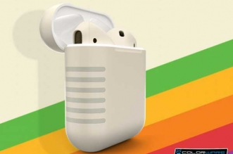 p-870 colorware airpods retro apple ii