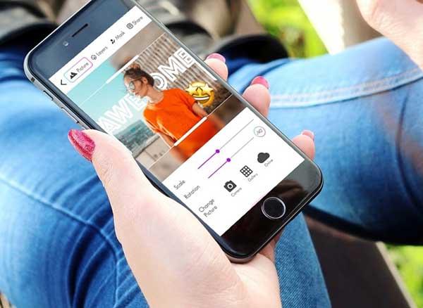 postmuse instagram iphone ipad 1 - PostMuse Instagram iPhone iPad - Mettez en Page vos Publications (gratuit)