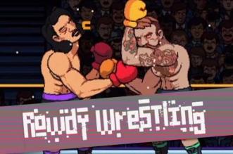 rowdy wrestling jeu iphone ipad gratuit