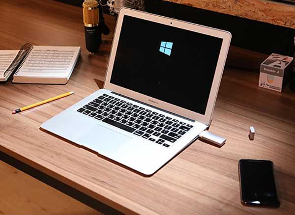 superspeedslazer ssb cle usb windows virtualisation mac