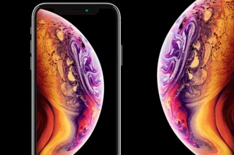 iphone xs fond ecran keynote 9