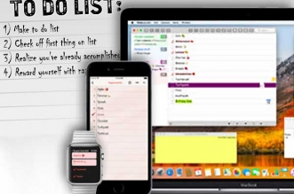 Make a List Mac iPhone iPad