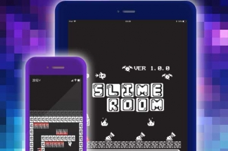 Jeu SlimeRoom iPhone iPad
