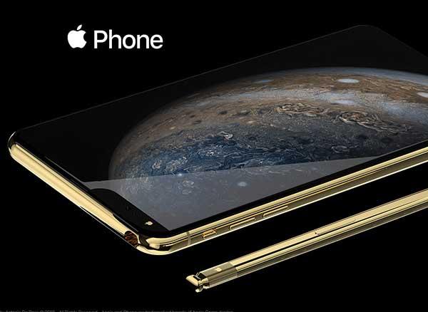 iphone xs concept encoche concept design apn 20mpx