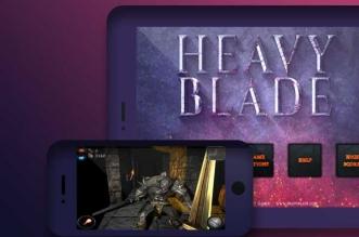 jeu heavy blade iphone ipad 331x219 - Heavy Blade iPhone iPad - Flippant Jeu de Tir 3D FPS (gratuit)
