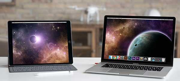 luna display ipad mac macbook ecran appoint