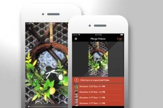 Merge Videos iPhone