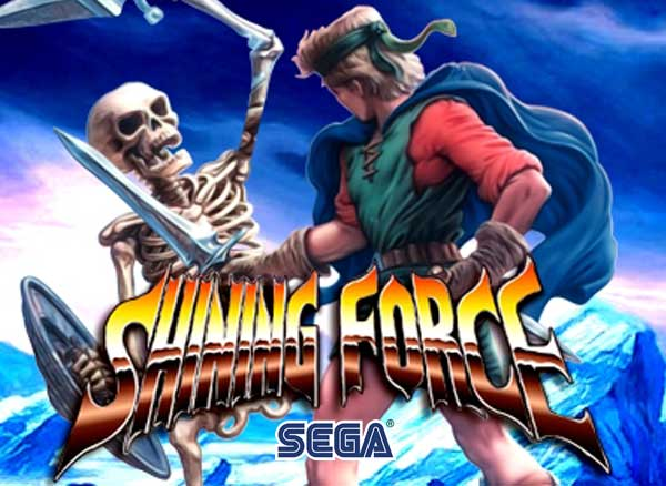 sega shining force classics jeu iphone ipad