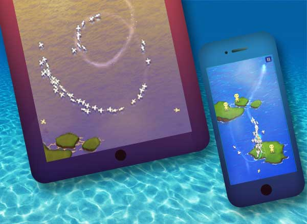 Jeu Skyward Journey iPhone iPad