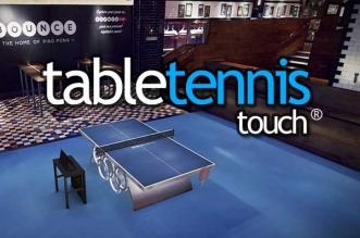 Jeu Table Tennis Touch iPhone iPad