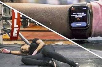 test montre apple watch cascadeuse detecteur chutes
