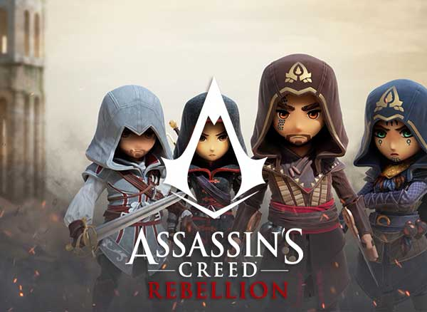 assassins creed rebellion iphone ipad jeu 1 - Assassin's Creed Rebellion iPhone iPad - Le Jeu d'Aventure est Là (gratuit)