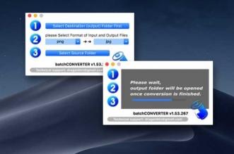 batchCONVERTER Mac