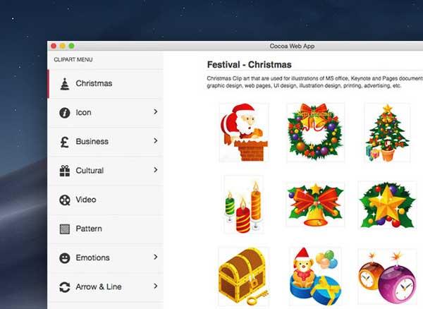 clipart 2000 mac macos 1 - Clipart 2000+ Mac - Illustrations HD Créatives en PNG et SVG (gratuit)