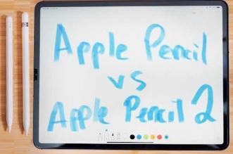 comparatif stylet apple pencil magnetique 1 331x219 - Comparatif Stylet Apple Pencil 1 vs Apple Pencil 2 (video)