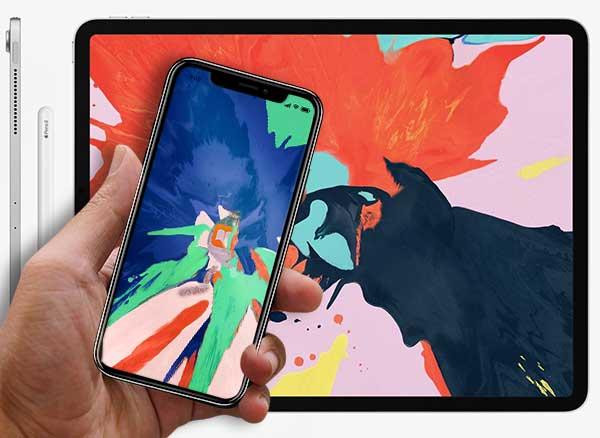 fond ecran ipad pro 2018 iphone xs x wallpapers