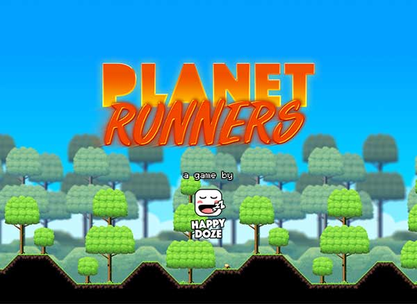 planet runners jeu iphone ipad - Planet Runners iPhone iPad - Délirant Jeu de Plateforme Rétro (gratuit)