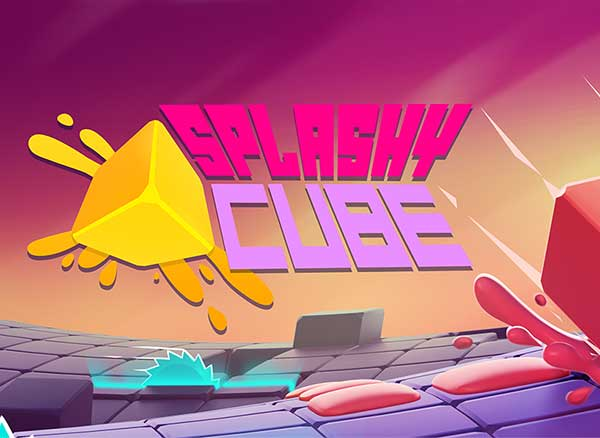 Jeu Splashy Cube iPhone iPad