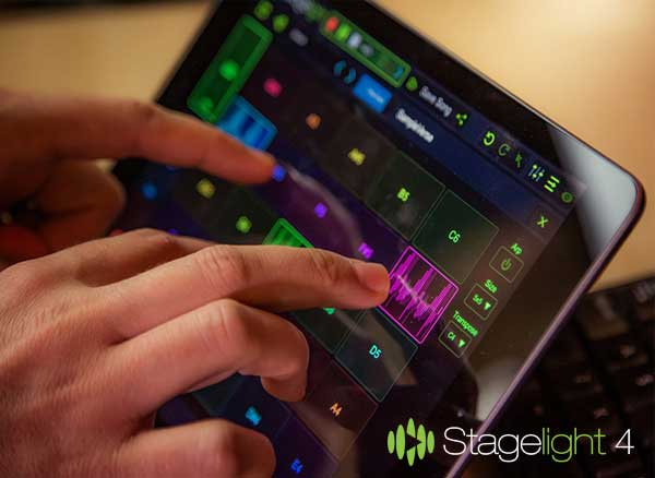 stagelight audio midi daw iphone ipad 2 - Stagelight iPhone iPad - L'Autre Alternative à GarageBand (gratuit)