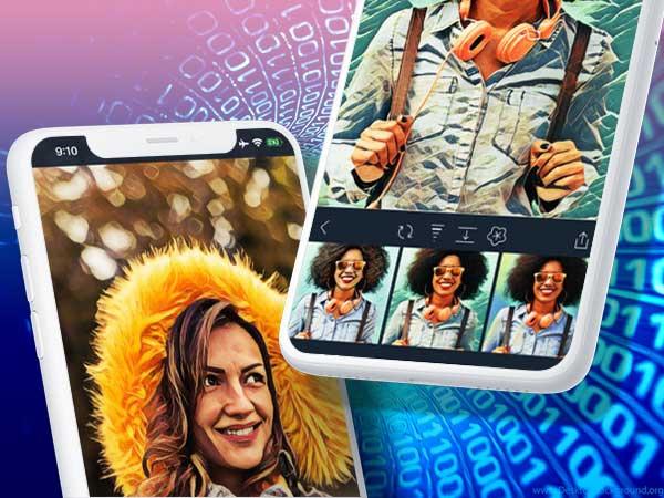 Visionist iPhone iPad