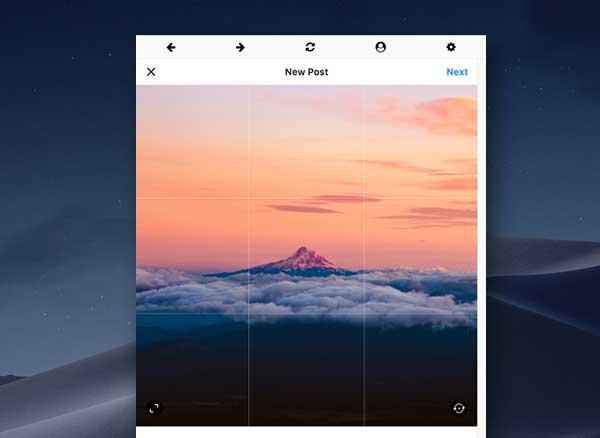 windowed mac pc macos gratuit 3 - Windowed Mac PC - Client Instagram Multi-Comptes (gratuit)