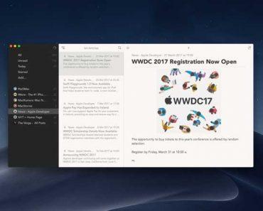 cappuccino 2 macos mac 1 370x297 - Cappuccino Mac iPhone iPad - Incontournable Lecteur RSS (gratuit)