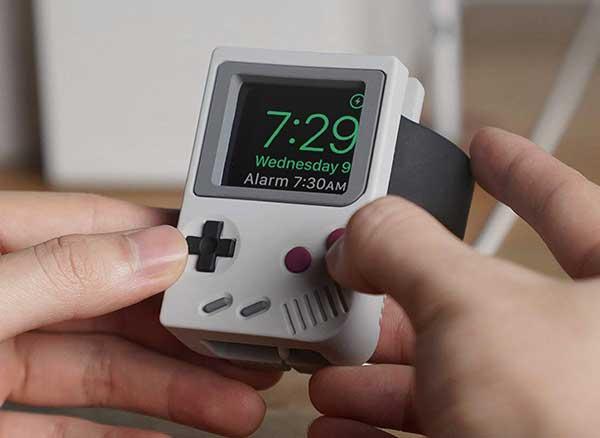 elago support gameboy montre apple watch