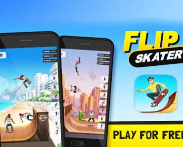 jeu flip skater iphone ipad