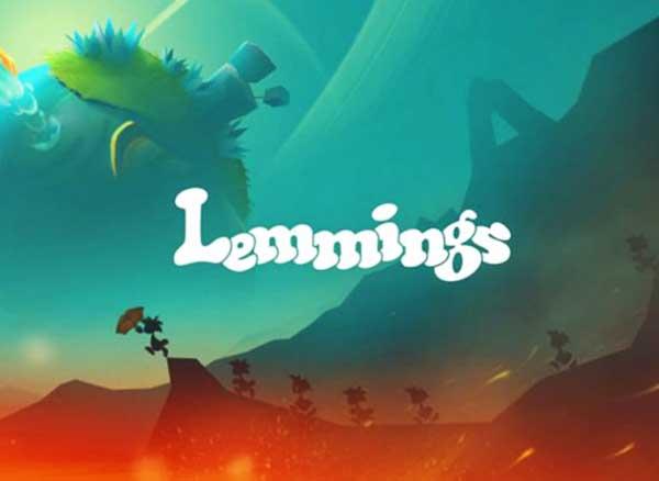 lemmings iphone ipad jeu original 1 - Lemmings iPhone iPad - Retour de l'Iconique Jeu des Années 90 (gratuit)