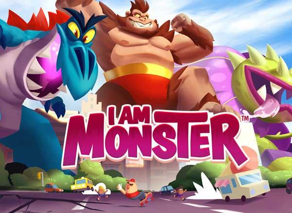 moi le monstre i am monster jeu iphone ipad - I Am Monster iPhone iPad - Fracassant Jeu de Monstre en 3D (gratuit)