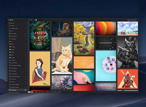 references design macos mac gratuit 1 - References Design Mac - Le Pinterest des Gestionnaires d'Images (nouveau)