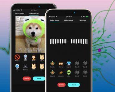 voice changer voice effects iphone ipad 370x297 - Voice Changer iPhone iPad - Changer votre Voix au Téléphone (gratuit)